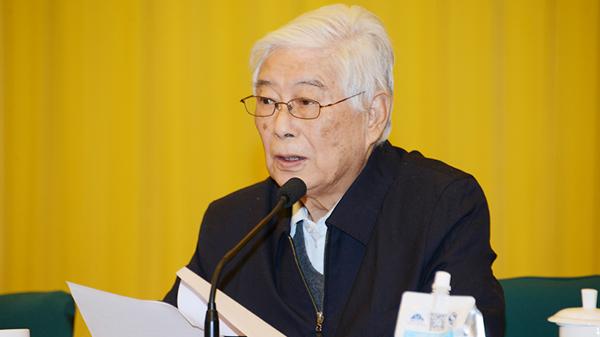 顾明远 著名教育家、中国教育学会名誉会长、北京青爱教育基金会终身名誉会长